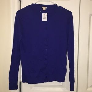 J. Crew Cardigan Brand New with Tags